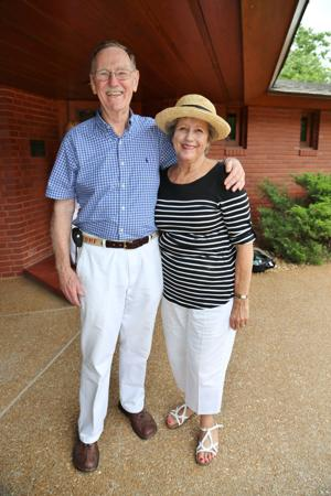Bill and Joanne Fogarty, Co-chairs