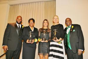 President and CEO Wendell Covington, Jr.Honorees:  Susan Stith, Caleres 5 Footwear, Kasey Bergh, former CEO Martin Luther Mathews