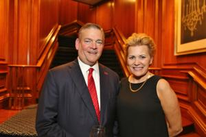 Mike Scully, President PNC Bank, Susan Scully