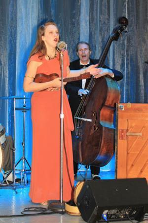 Miss Jubilee Band, Valerie Kirchoff, Lead Singer