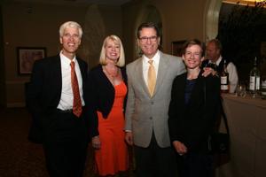 Peter and Blythe Kieffer, Michael Coyle, Johnanna Wagner