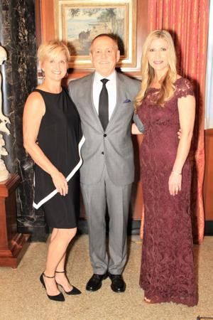 Lynn and Clay Jenkins, Donna Catsavis