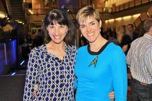 Laura Kaplan, Julie Schuster