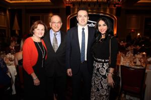Dr. Abe and Rita Hawatmeh, Dr. Salim Hawatmeh, Christina Deeb