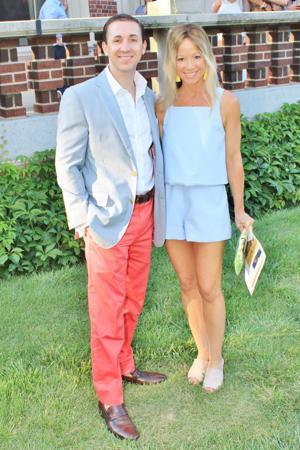 Brandon and Anna Moritz