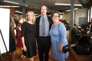 Sarah Turner, Tim Schoemehl, Kelly Simon