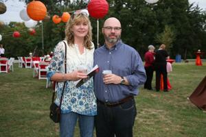 Sheri and Matthew Goldsmith