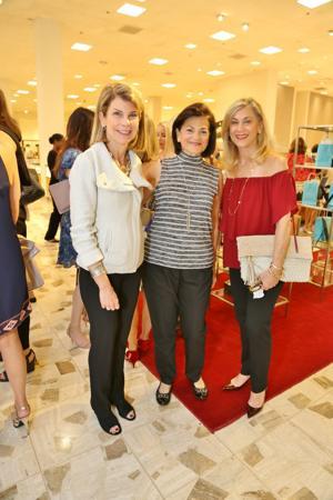 Jackie Kleban, Sherri Newstead, Nancy Feldman