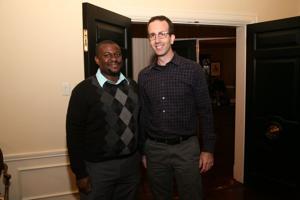 Dr. Mwiza Ushe, Dr. Scott Norris