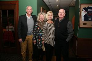 Mike and Pam Sloan, Pat and Ken Hoffman