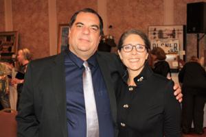 Mark Suchocki, Pam Clary