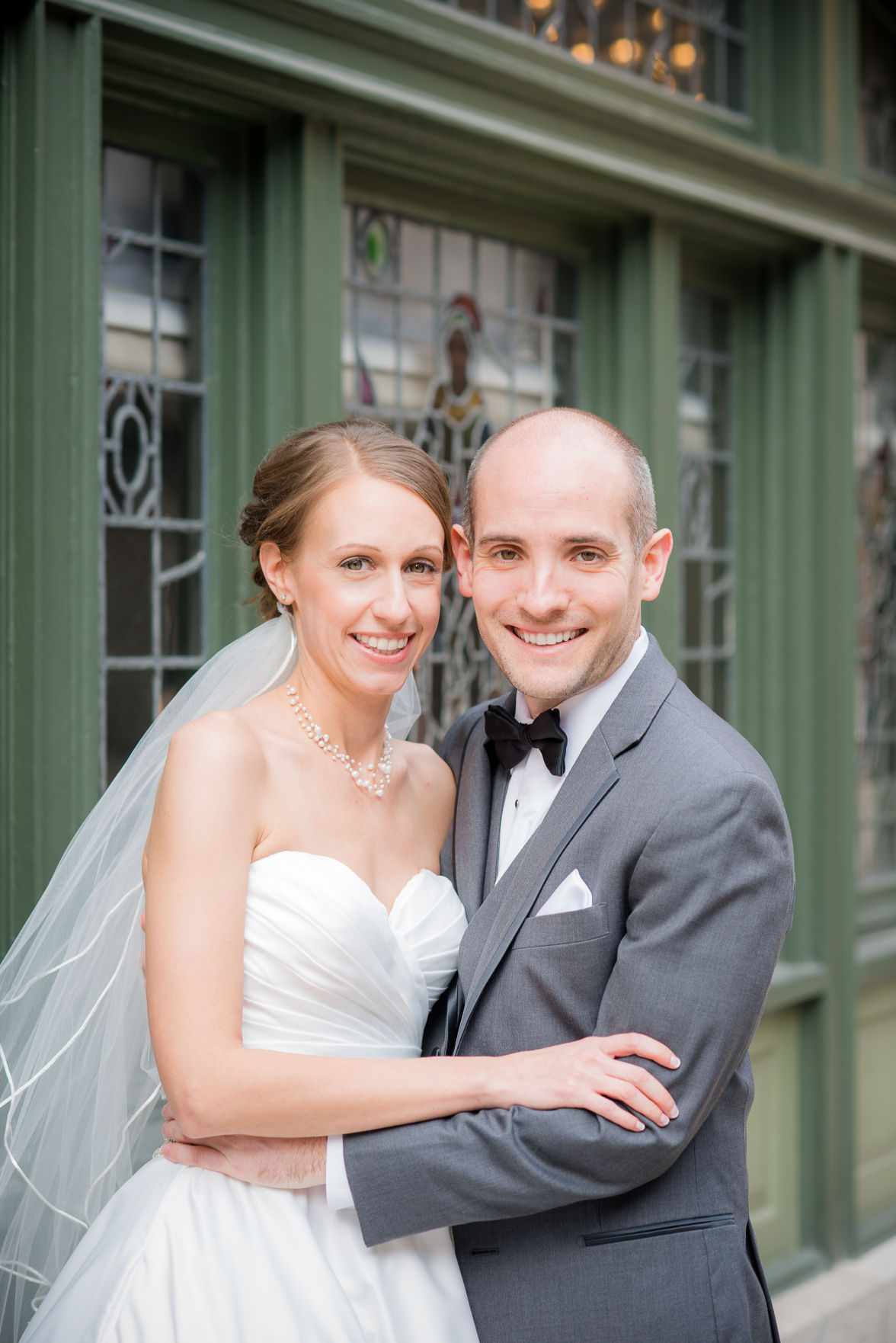 Laura DiLeo & Andrew Elliott