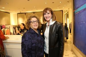 Frances Levine, Ellen Soule