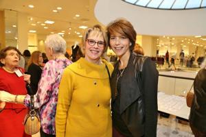 Diane Friedman, Amy Wallis