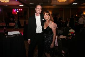 Chris and Amy Montgomery