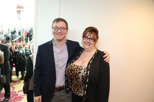 Robert Stumpf, Michelle Gralnick
