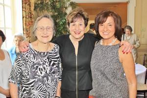 Aleene Zawada, Judy Zafft, Karen Teitelbaum