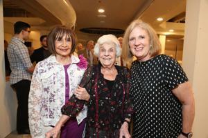 Cynthia Kagan Frohlichstein, Vivian Zwick, Susan Block