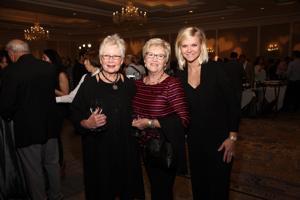 Jeanie French, Janet Klingler, Jennifer Klingler