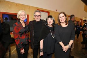 Kim Eberlein, Jack Burke, Sara Burke, Cynthia Prost