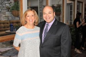 Bruce and Jill Bernstein