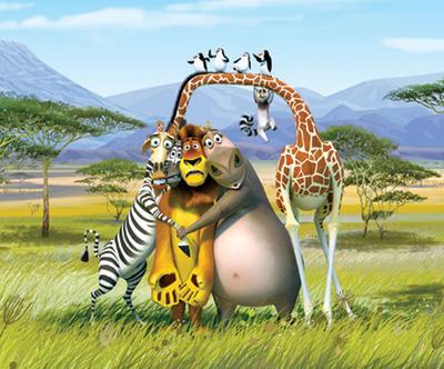 Madagascar 2: Escape to Africa