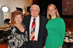 Sheila and Bob Heitz, Elizabeth Schenk