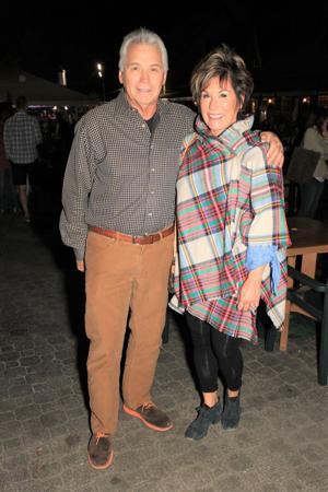 Stewart and Carol Temple