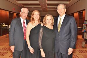 Dave Bopp, Julie Plummer,  Donna and Robert Plummer