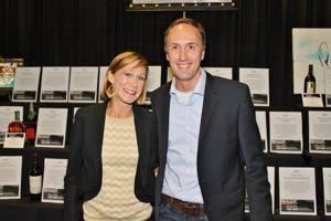 Ellen and Matt Weis