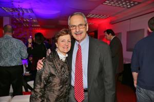 Trish and Tom Goldberg