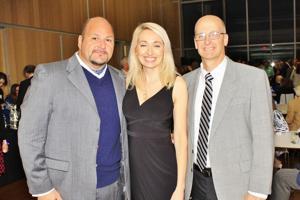 Sal and Terri Grillo, Terry Beyo
