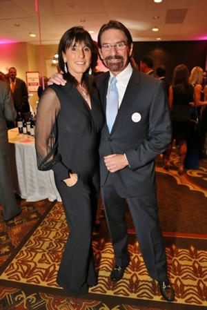 Dr. David and Debbie Caplin