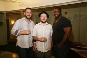 Dan McMillen, Artist Kyle Heikkila, Rod Jones