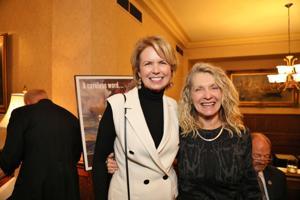 Kim Brinkmann, Patti Marriott