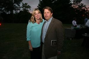 Elizabeth and Tim Trotter