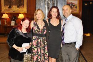 Gweneth Abernathy, Jane Barnett, Kristen Carothers, Bryan O'Day