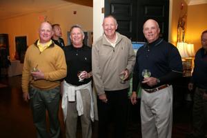 Bill Warren, Chuck Hirth, Gill Hoskins, Bob Warren