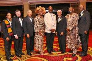 Honorees:  Briant K. Mitchell, James Watson, Judge Cahrles Shaw, Nocole Adewale, Malik Ahmed, Judge Donald McCullen, Abe Adewale, Reverend Kevin Kosh