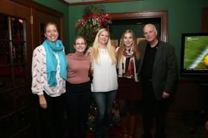 Christine Solomon, Alexis McKee, Kristin McKee, Dierdre McKee, Dr. Oliver McKee