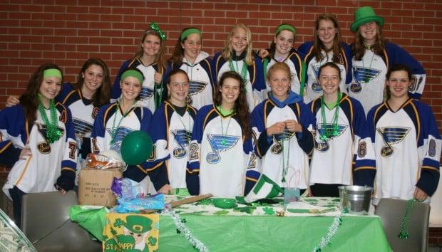 St. Patrick Center volunteers 1