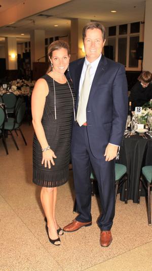 Christine and Ryan Hillenbrand