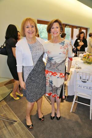 Lise Bernstein, Lynn Hamilton,