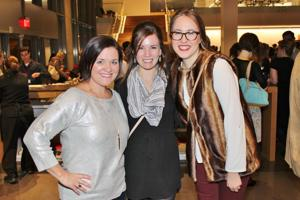 Tiffany Auer, Ellen Post, Mary Petschel