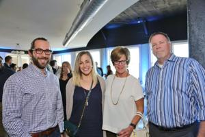 Luke Graham, Madison, Lisa and Mark Hrdlicka