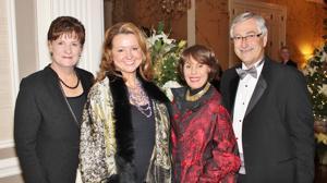 Debra Hollingsworth, Christy Brinkley, Marylen Mann, Mark Stacye