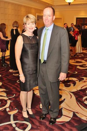 Mary and Bob Schillinger