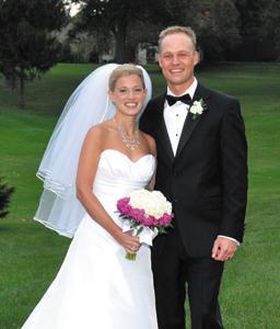 Mary Mothershead and Adam Kaiser