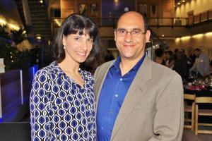 Laura Kaplan, Joshua Avigad