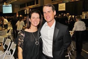 Lauren and Sean Moore